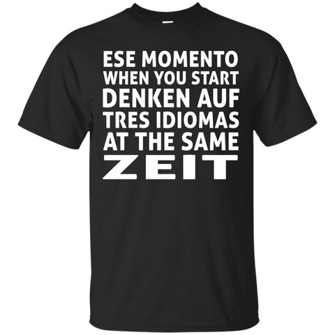 SPANISH GERMAN SHIRT