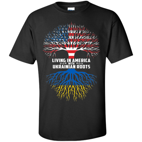Living in America with UKRAINIAN roots