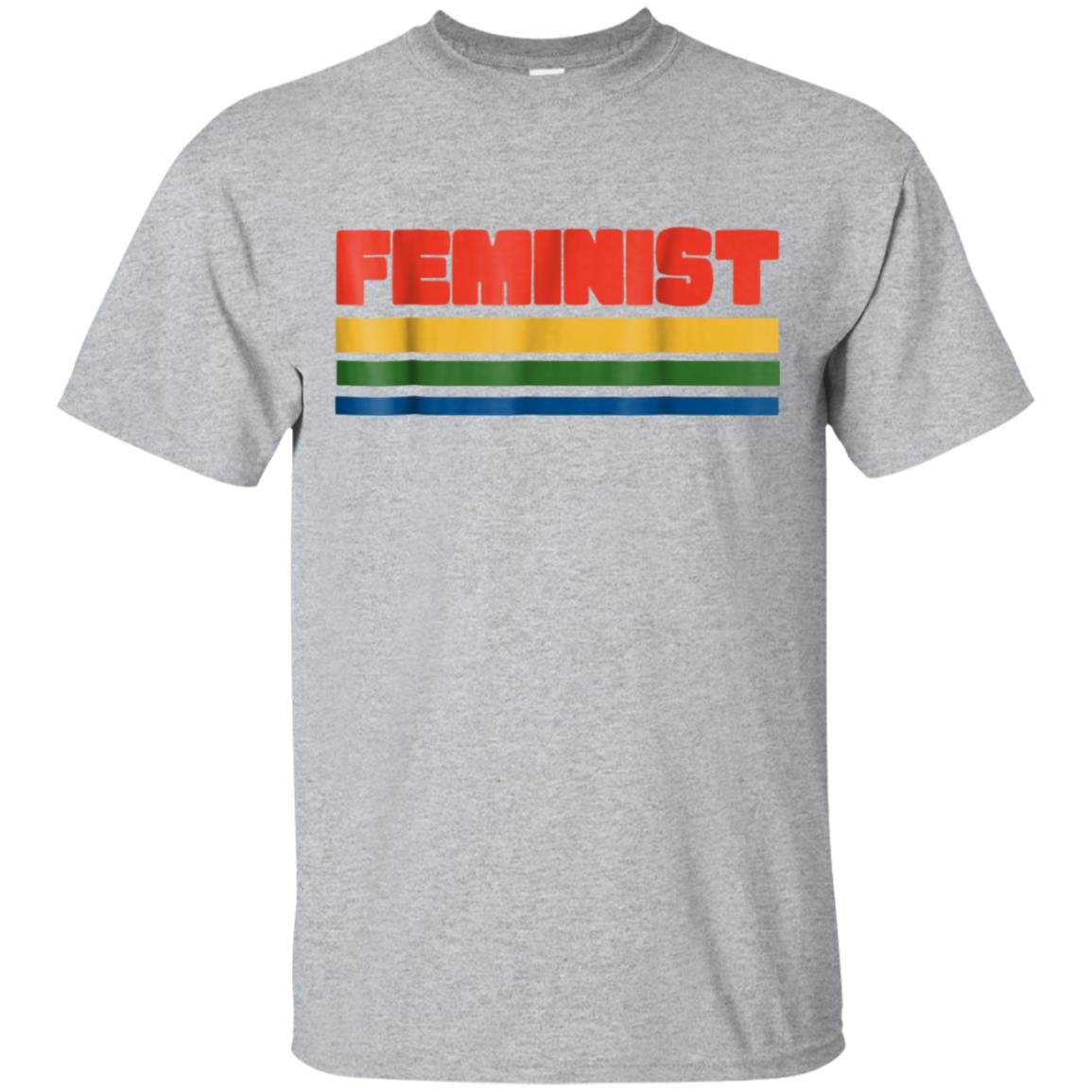 0797246a9 Awesome retro feminist t shirt 70s style feminism tee shirts ...