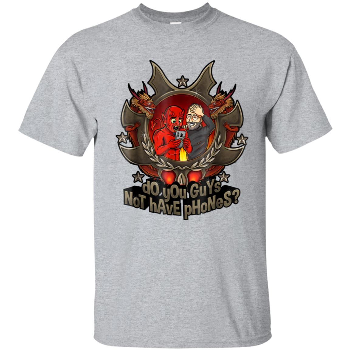 dO yOu GuYs NoT hAvE pHoNeS Devil and Jobs Smartphone Shirt 99promocode