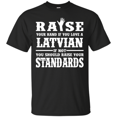 Raise your hand if you love a Latvian