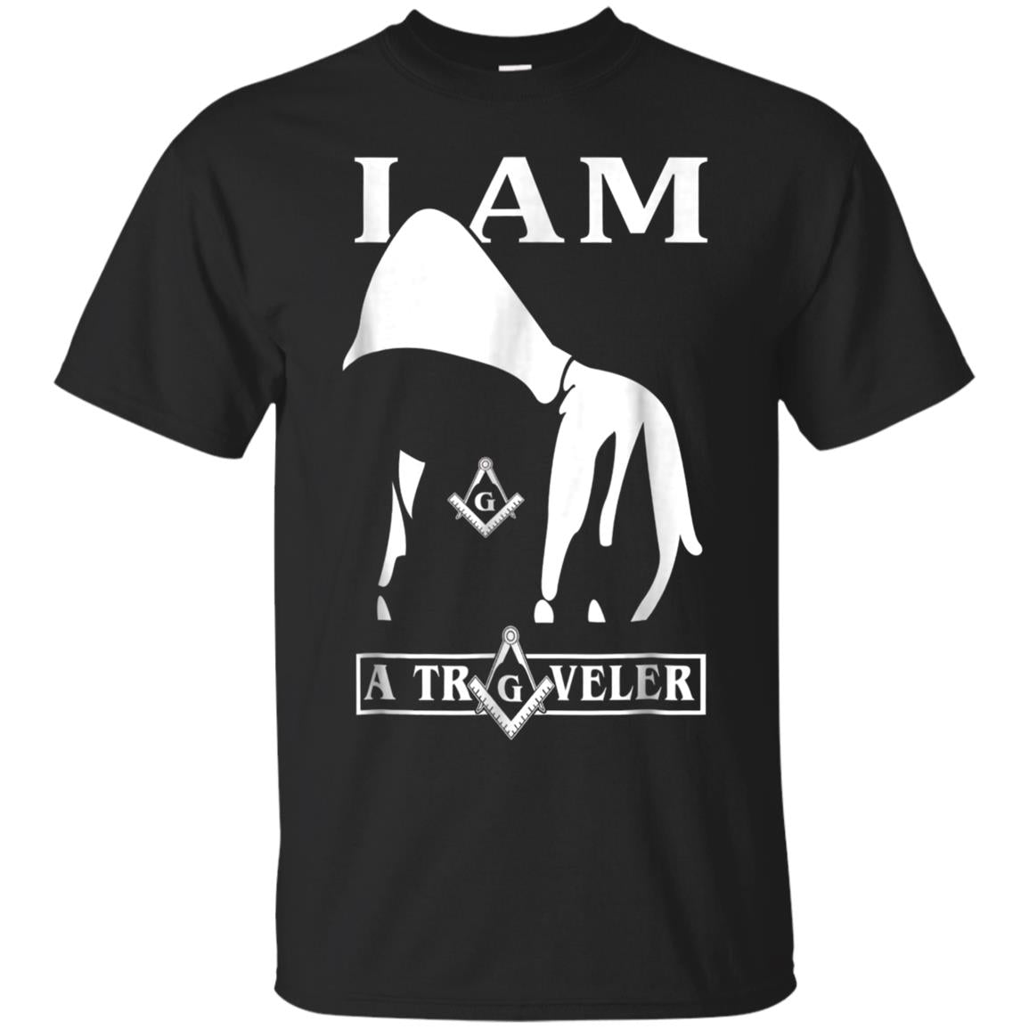 The Masonic Store Freemason - I AM TRAVERLER T-Shirt Gift 99promocode