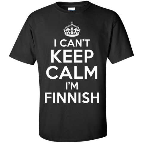 I CAN'T KEEP CALM, I'M FINNISH