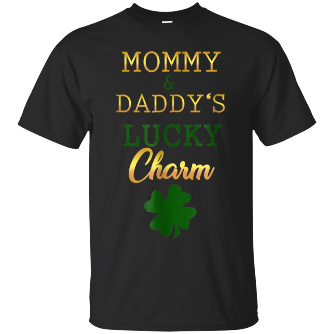 Mommy & Daddys Lucky Charm St Patrick's Day Lucky Irish 2018 99promocode