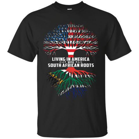 Living in America with SOUTH AFRICAN roots