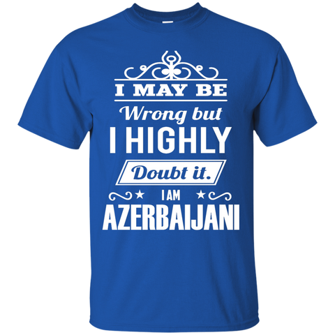 I may be wrong but i highly doubt it i'm Azerbaijani