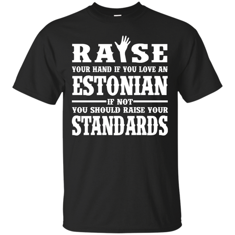 Raise your hand if you love an Estonian