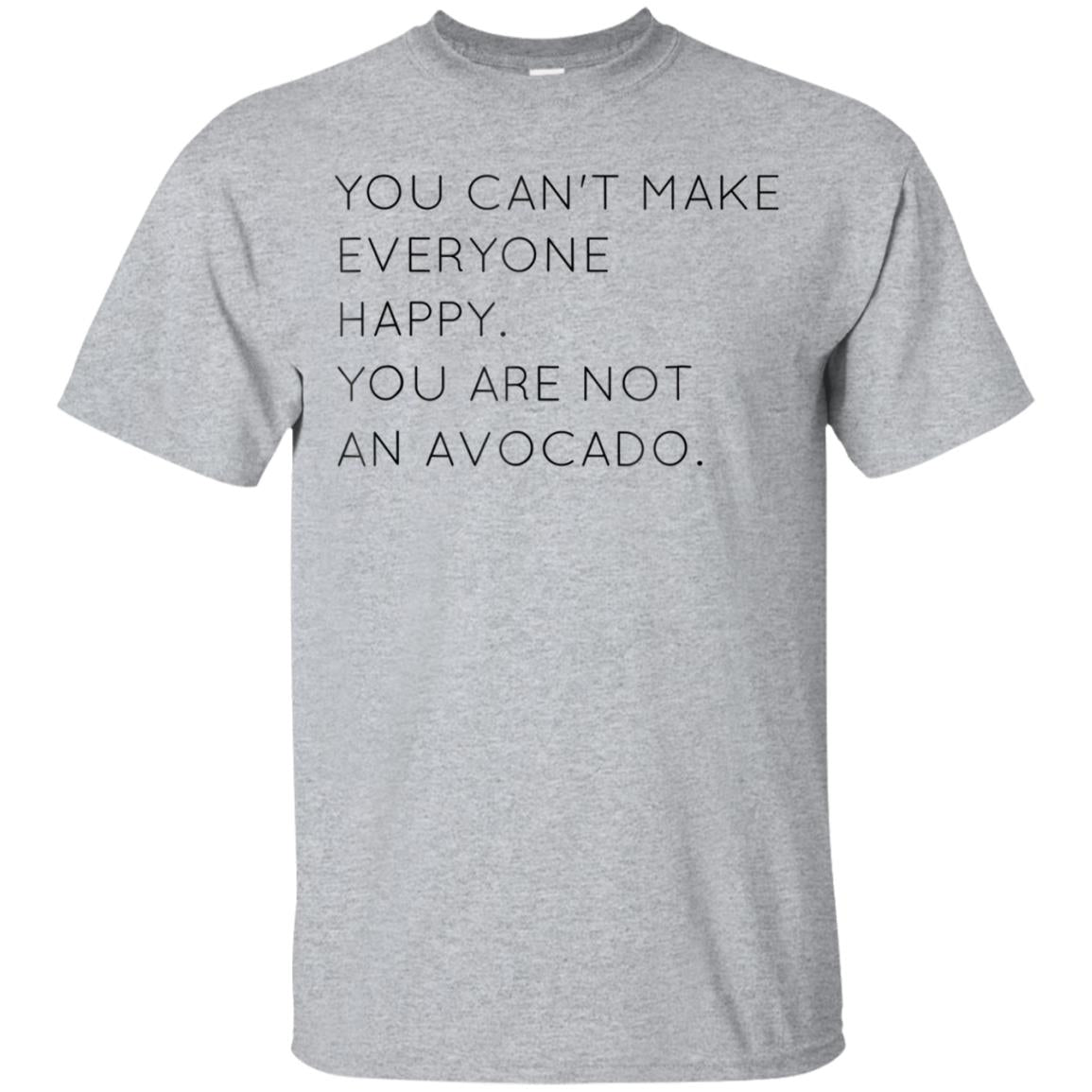 You Are Not An Avocado Shirt, Funny Avocado Shirt 99promocode