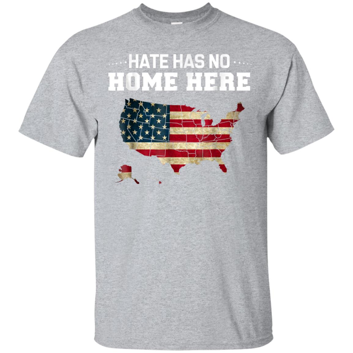 Hate Has No Home Here T-Shirt 99promocode