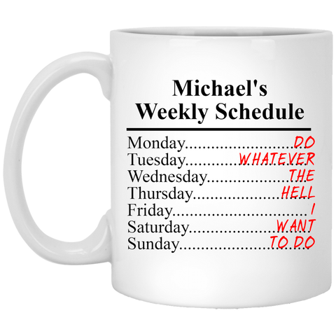 Michael-Retirement-Mug