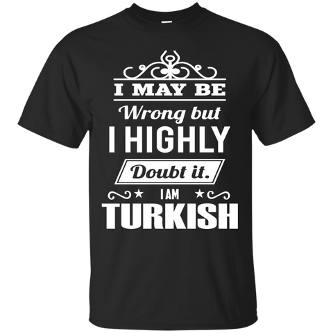 I may be wrong but i highly doubt it i'm Turkish