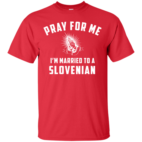 Pray for me i'm married to a Slovenian