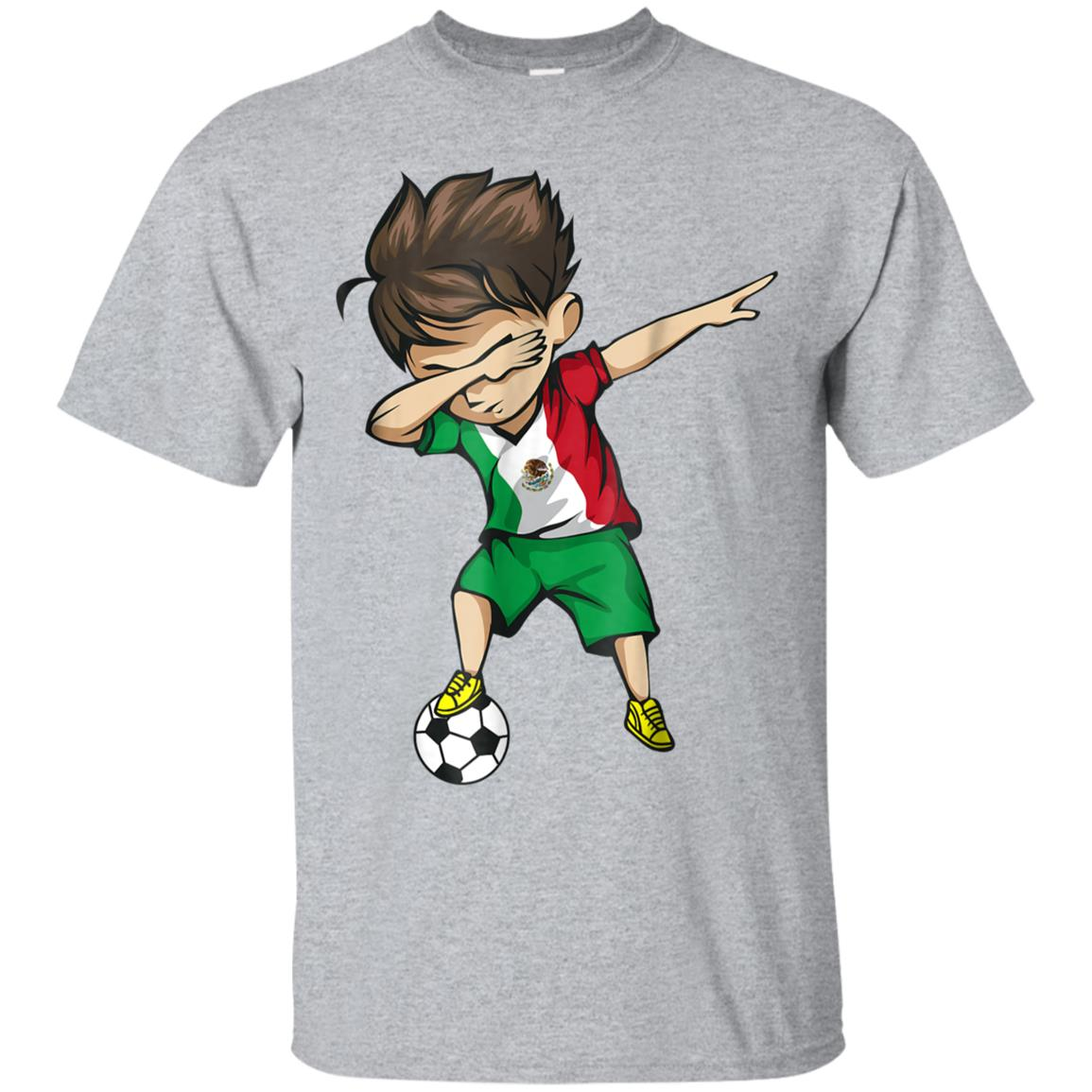 f9c6498c2a8 Awesome dabbing soccer boy mexico jersey shirt mexican football ...