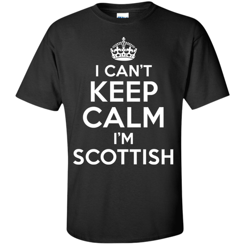 I CAN'T KEEP CALM, I'M SCOTTISH