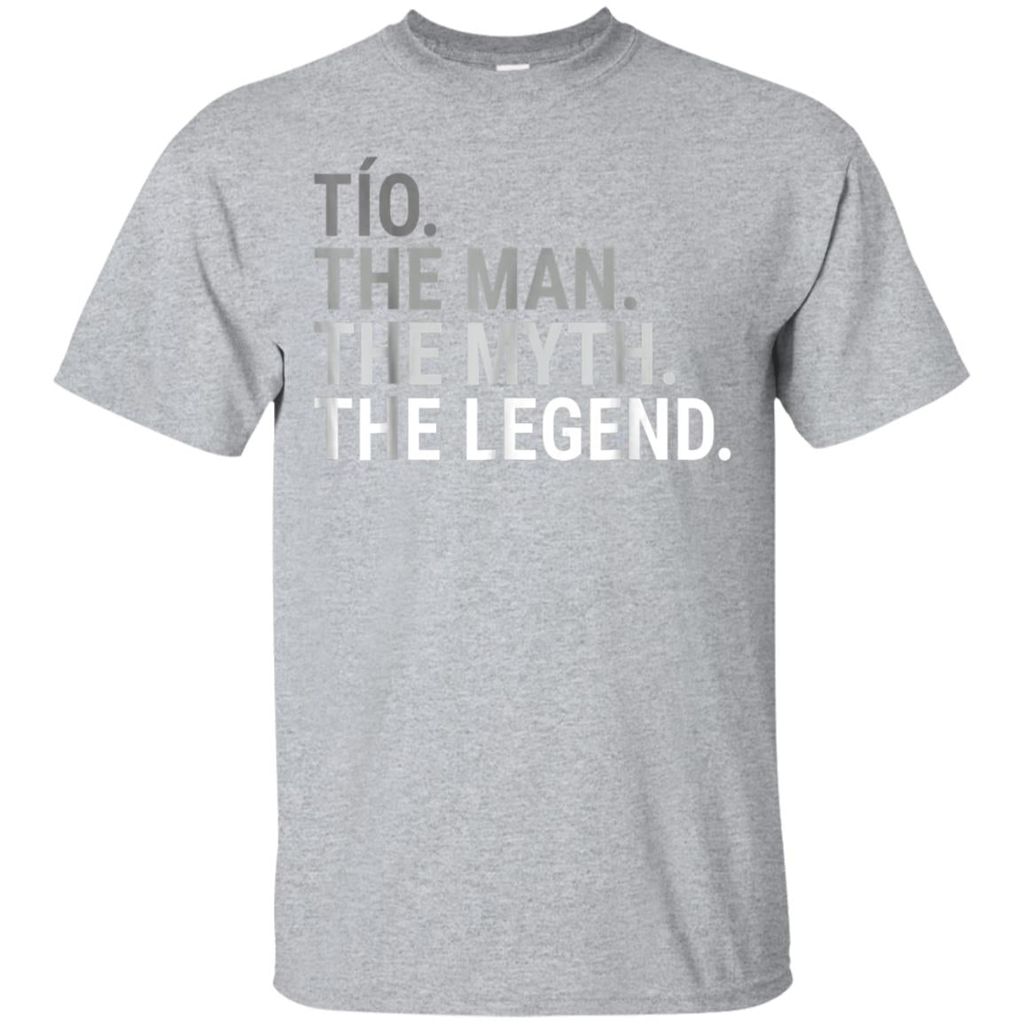 Tio The Man The Myth Legend Father's Day Gift For Grandpa 99promocode