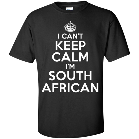 I Can't Keep Calm, I'm South African