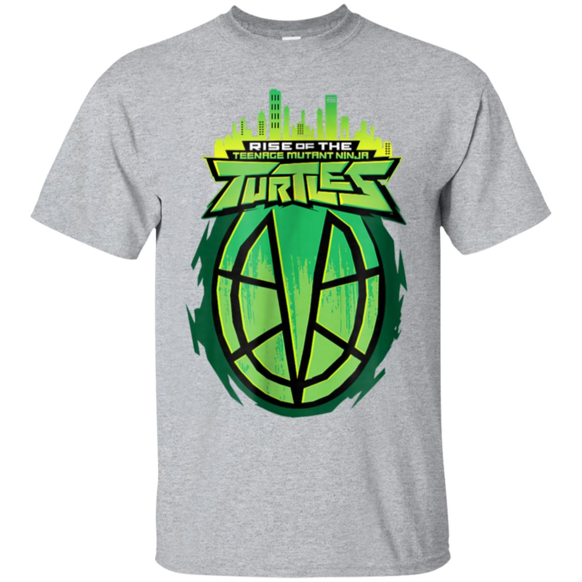 Nickelodeon Exclusive NYCC Rise of the TMNT T-Shirt 99promocode