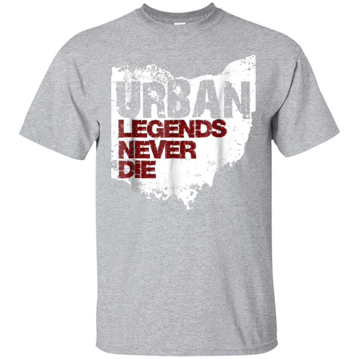 Urban Legends Never Die Ohio State Design Tee 99promocode