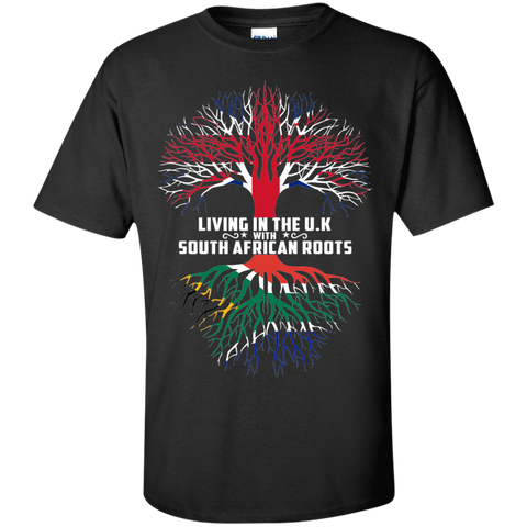 Living in the UK with SOUTH AFRICAN roots