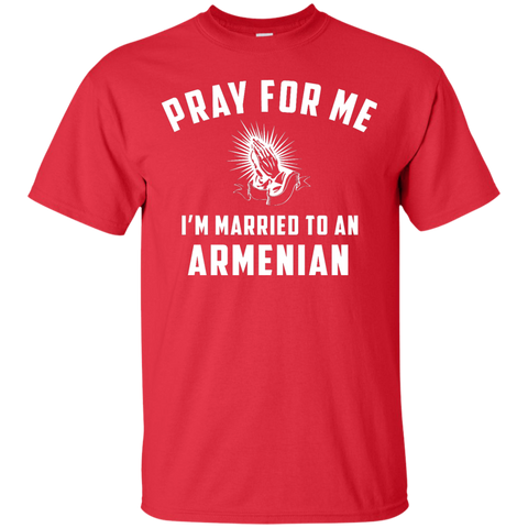 Pray for me i'm married to an Armenian