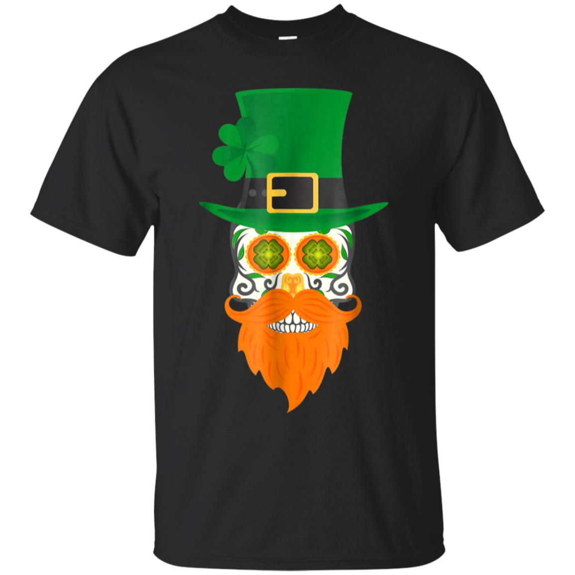 St Patricks Day Shirt Irish Sugar Skull Cinco De Mayo Shirt 99promocode