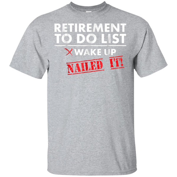 71425a7a Awesome funny retirement t shirt retirement humor new retiree gift -  99promocode