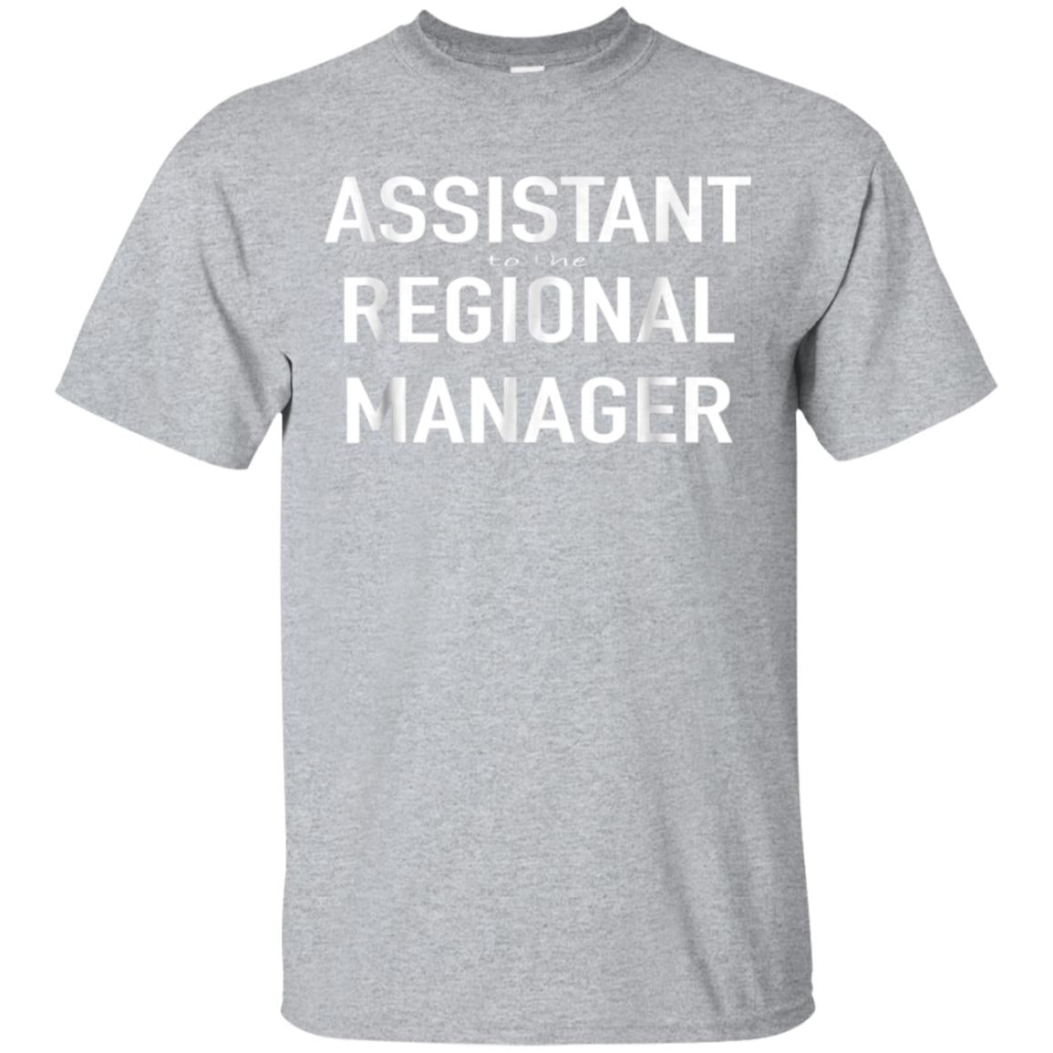 Assistant to the Regional Manager Office Shirt 99promocode
