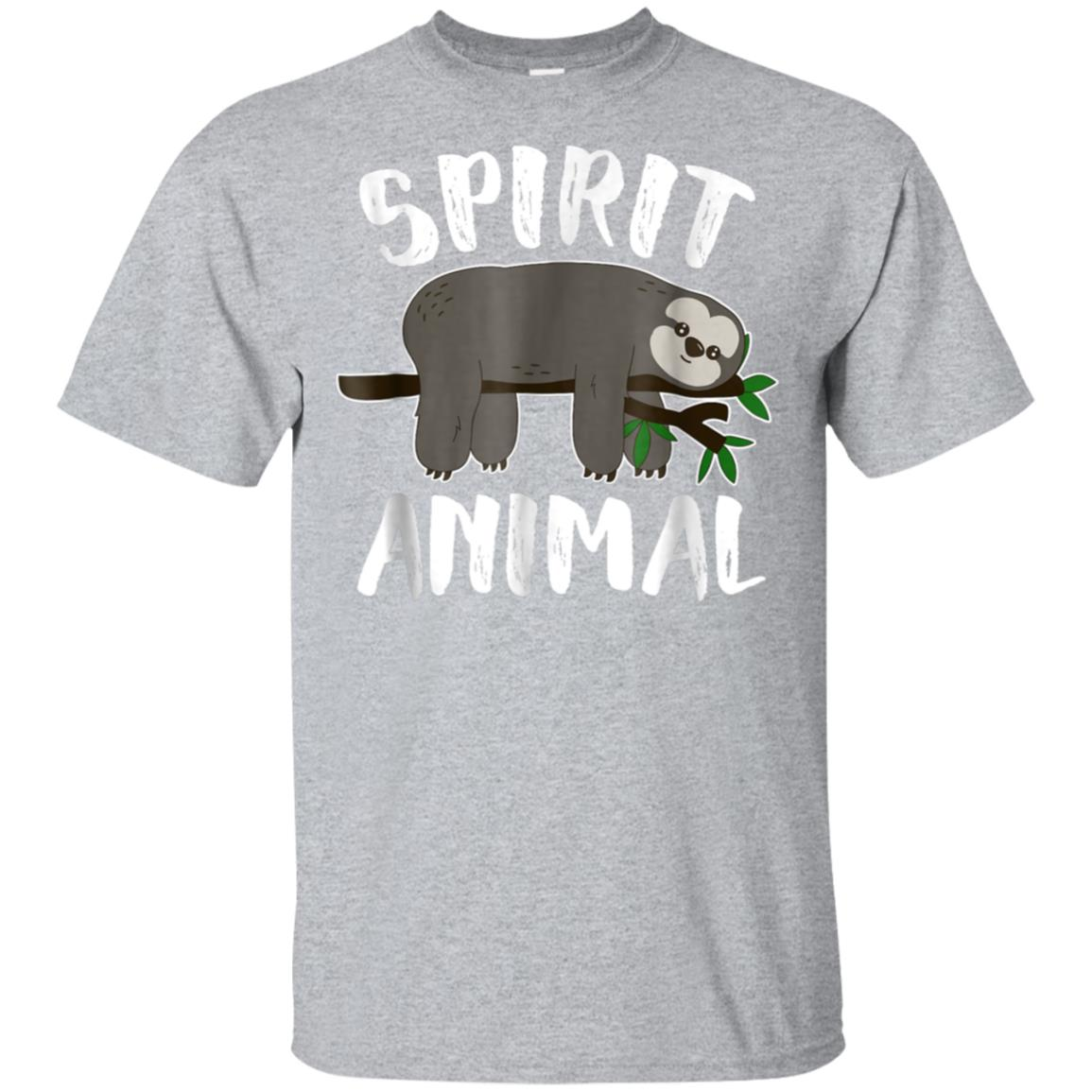Sloth Spirit Animal Shirt - Funny Sloth Shirt 99promocode