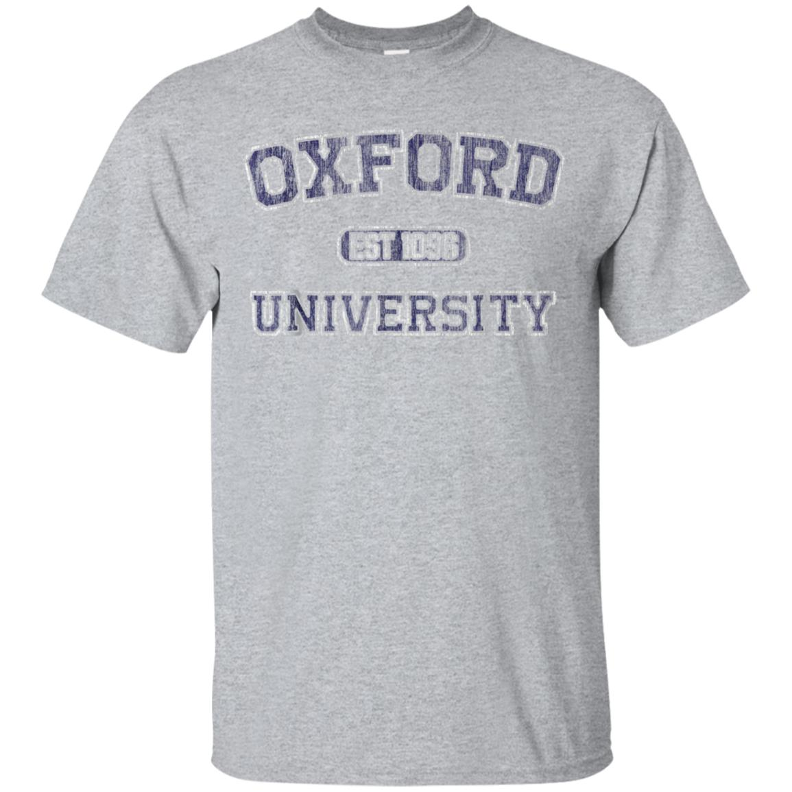 OXFORD UNIVERSITY T-SHIRT DISTRESSED TEE RETRO SHIRT VINTAGE 99promocode