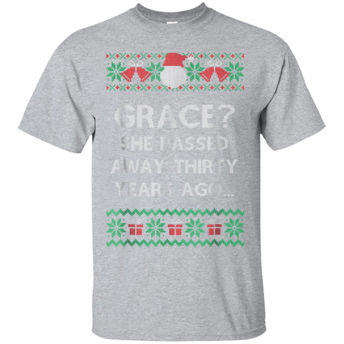 Christmas Family Winter Vacation Ugly Sweater Style T-shirt 99promocode