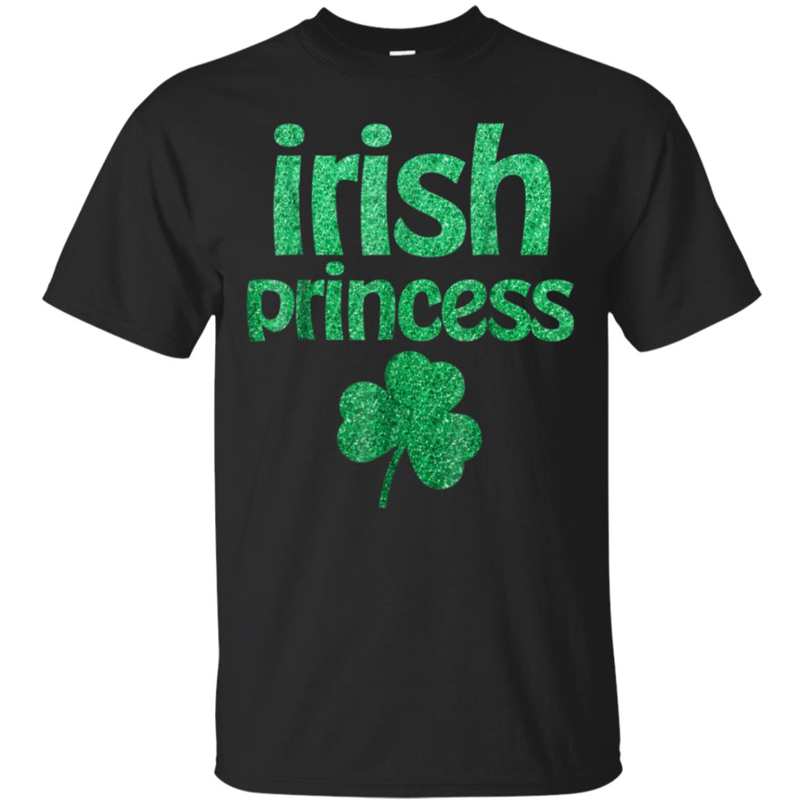 St Patricks Day Shirt Irish Princess Green 99promocode