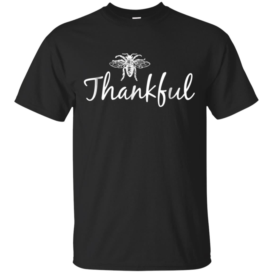Be Thankful Meditation Slogan T-Shirt 99promocode
