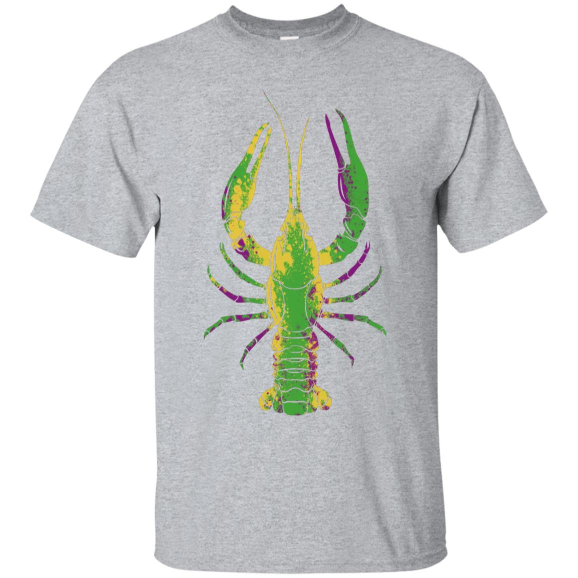 Mardi Gras Crawfish Shirt 99promocode