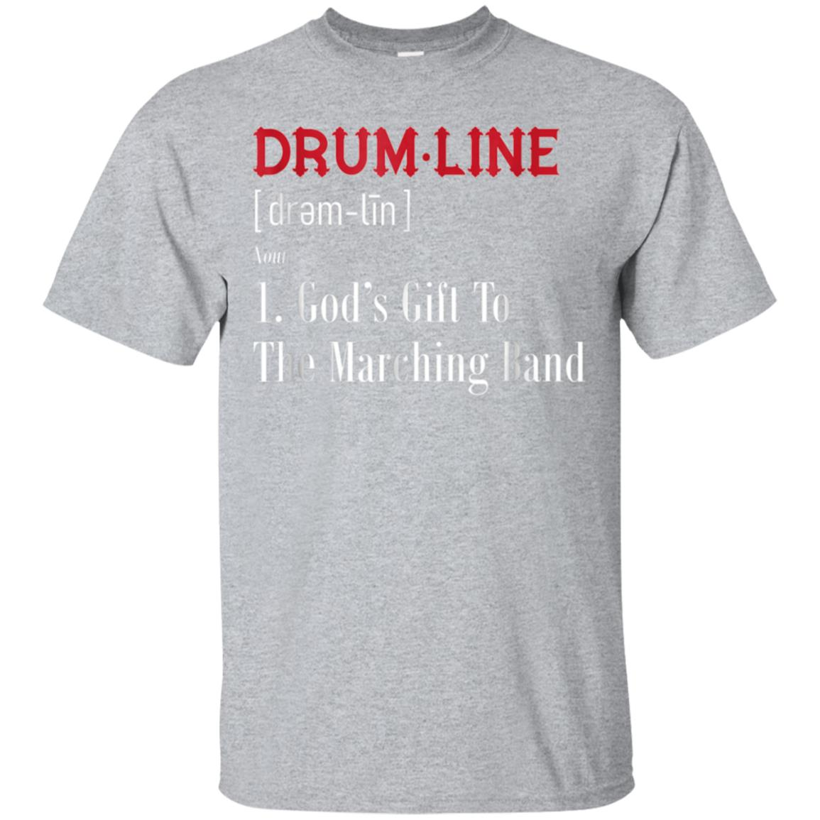 Drumline Definition Shirt For Percussion Players 99promocode