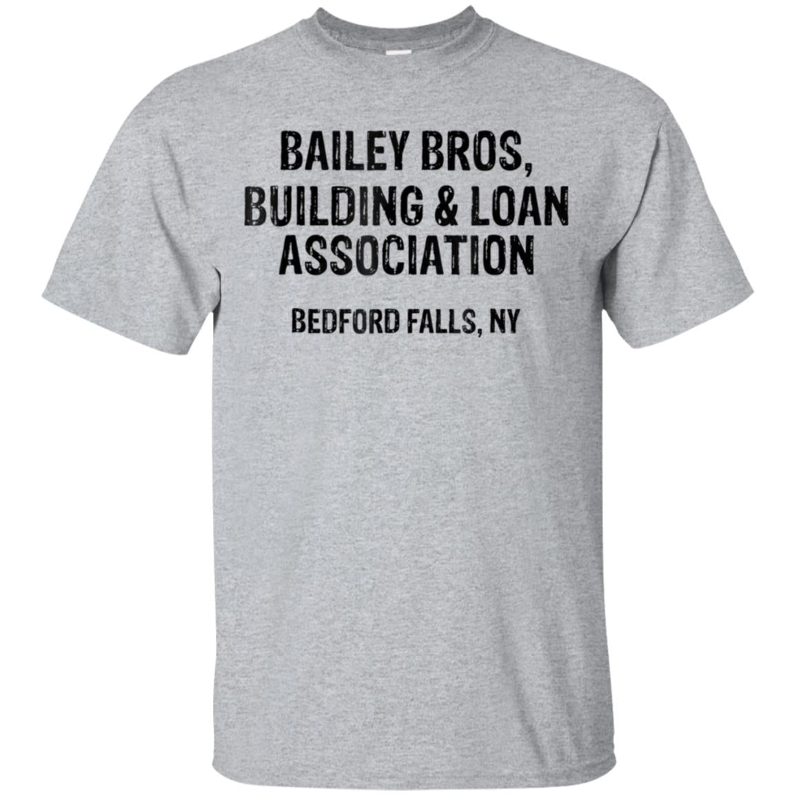 Bailey Bros Building And Loan Association T-Shirt 99promocode