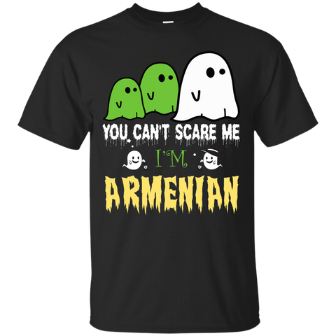 Halloween You can't scare me, i'm ARMENIAN