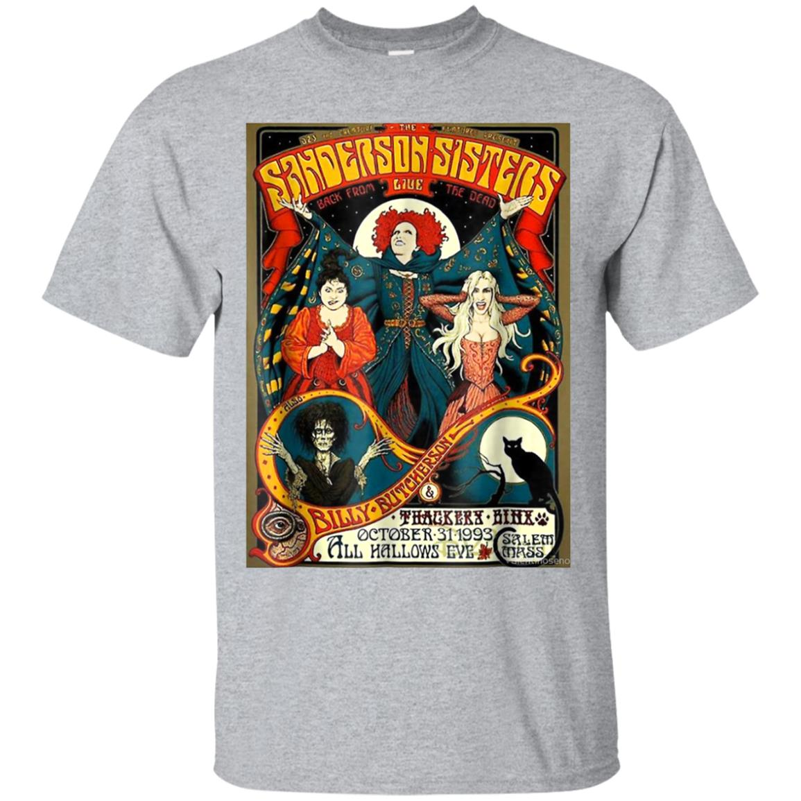 i'm the fourth sanderson sister t-shirt 99promocode