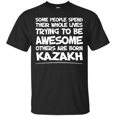 Awesome others are born Kazakh