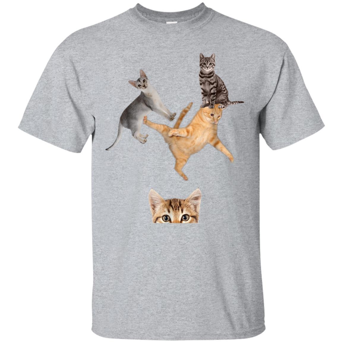 Crazy Cat Lady Halloween Costume T Shirt 99promocode