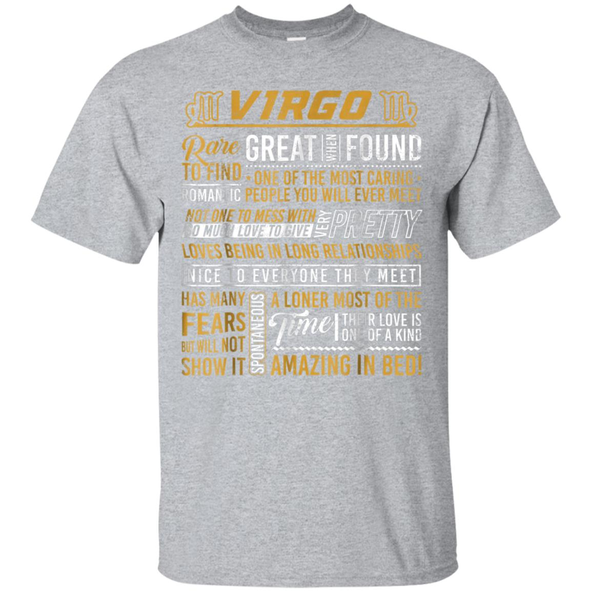 Virgo Quote T-shirt Born In September So Much Love To Give 99promocode