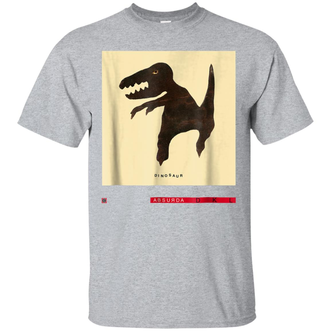 STUDIO DAVID LYNCH DINOSAUR BIG T-SHIRT 99promocode
