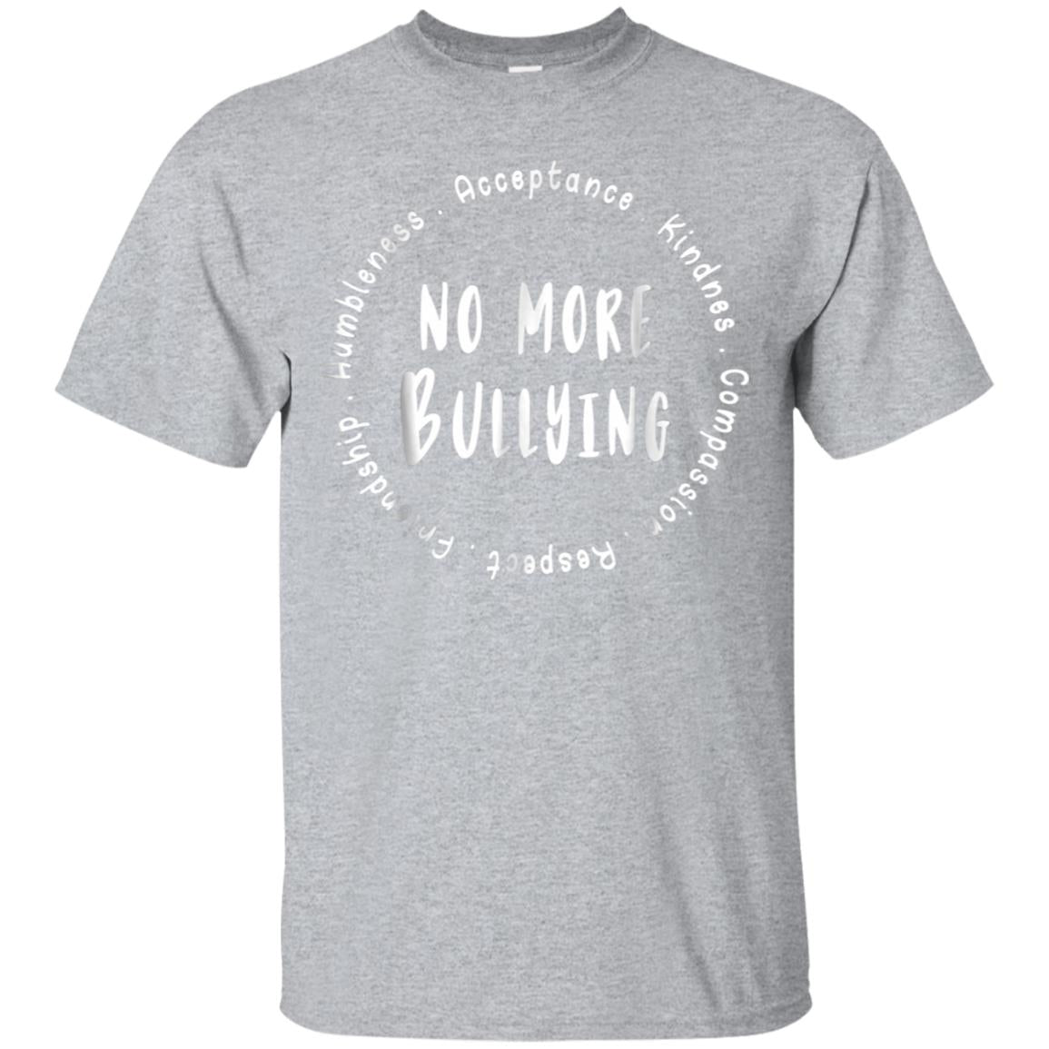 United For Kindness No More Bullying shirt stop Bullying tee 99promocode
