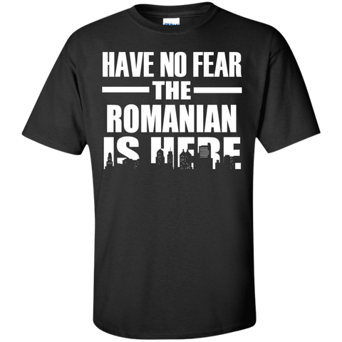 HAVE NO FEAR THE ROMANIAN IS HERE