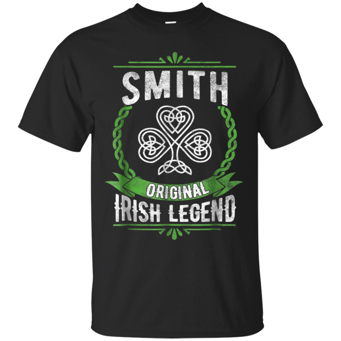 Smith Irish Family Vacation Shirt Name Ireland Legend 99promocode