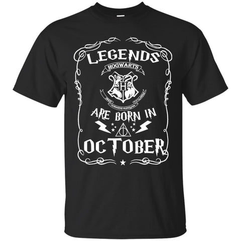 Hogwarts Legends are born in October