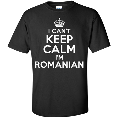 I CAN'T KEEP CALM, I'M ROMANIAN