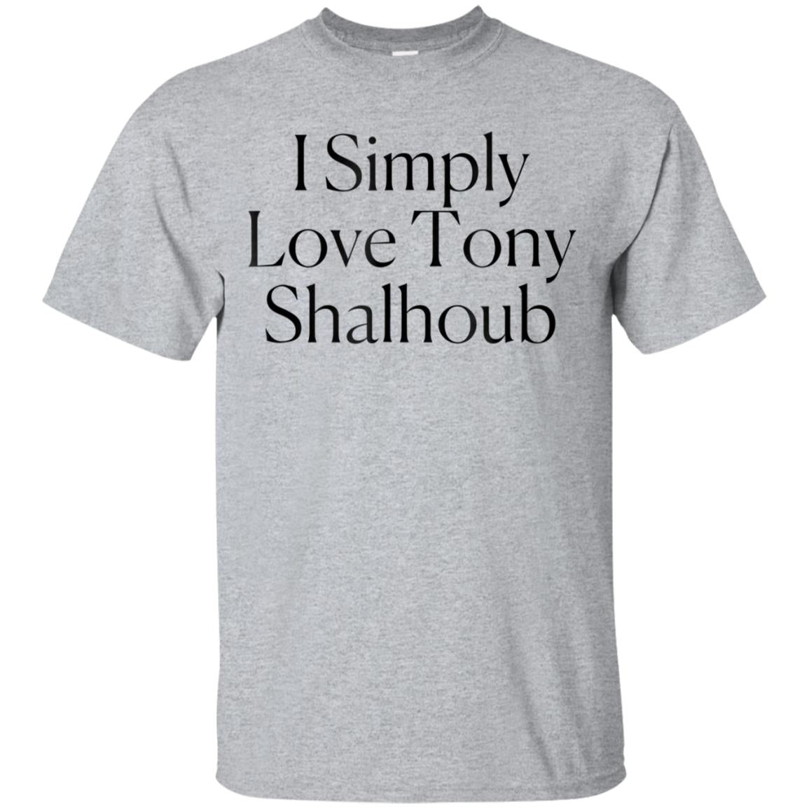 The Cut - I Simply Love Tony Shalhoub Tee 99promocode