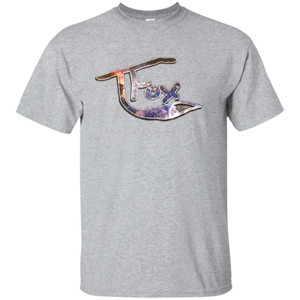 Fox Tee Shirt I Just Really Like Foxes Funny For Kids 99promocode