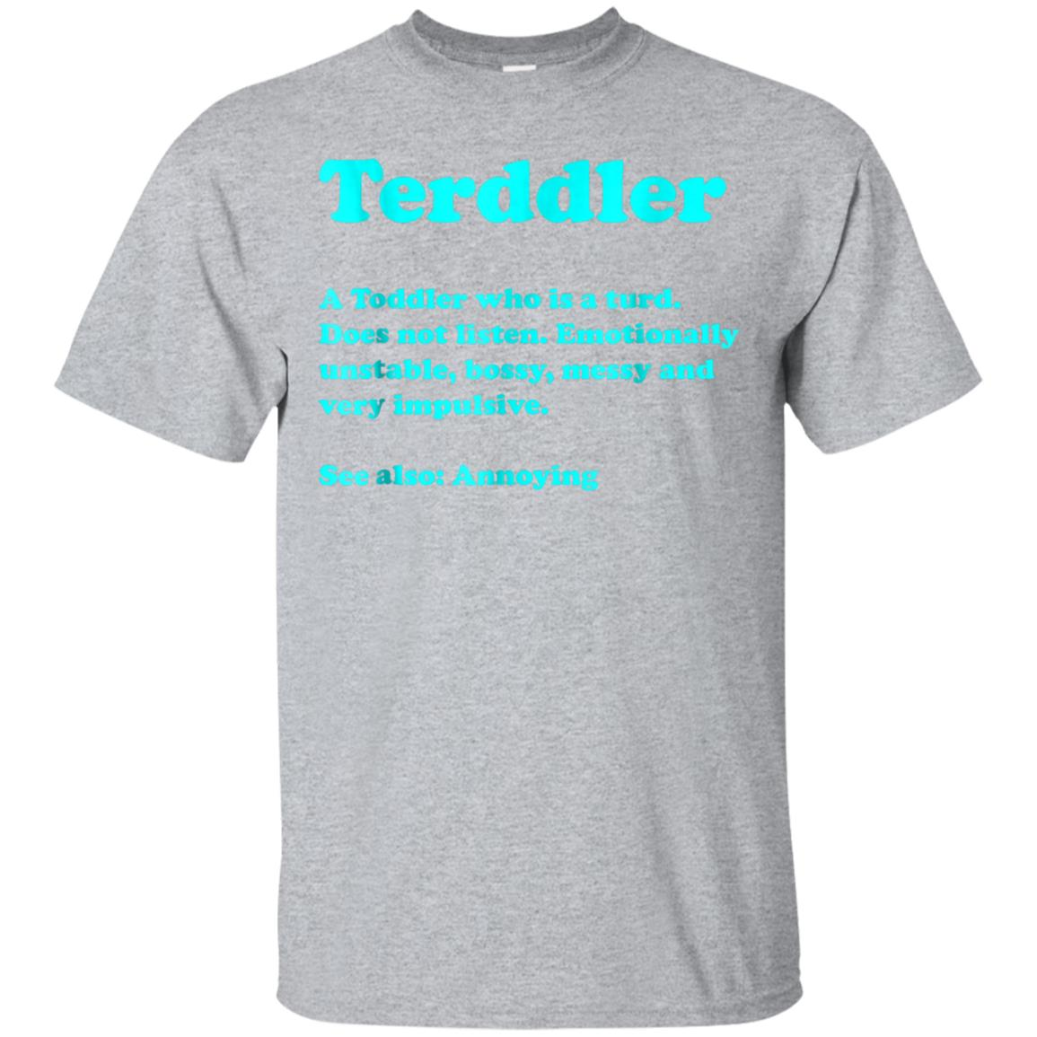 Terddler Toddler Shirt 99promocode