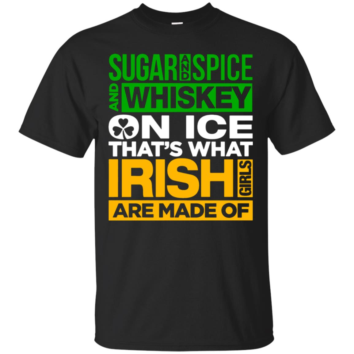 That's What Irish Girls Are Made Saint's Patrick Day Shirt 99promocode